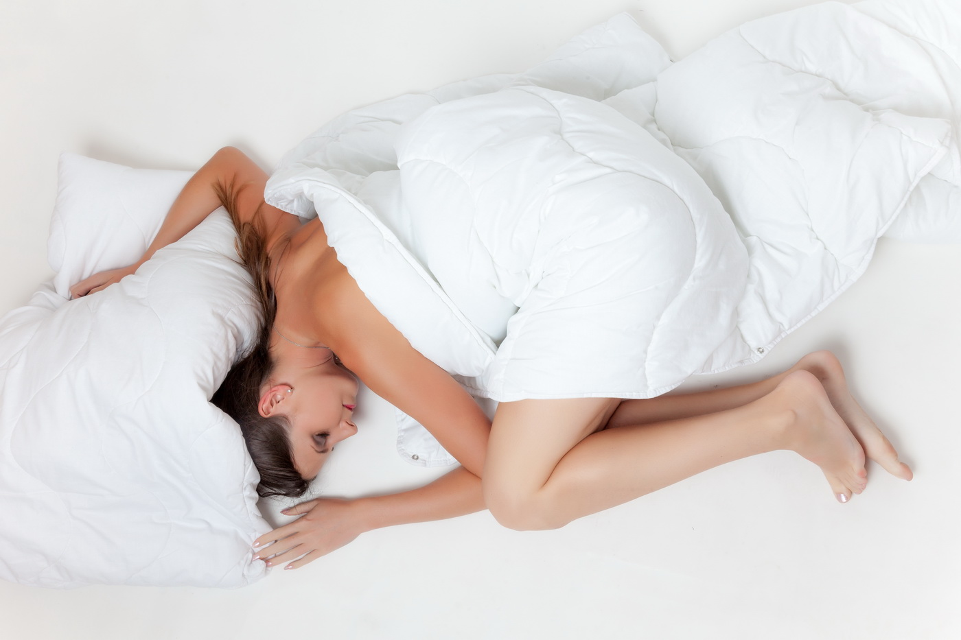 "Better Sleep - ""Side Effect"" of High-Protein Weight Loss Diet"