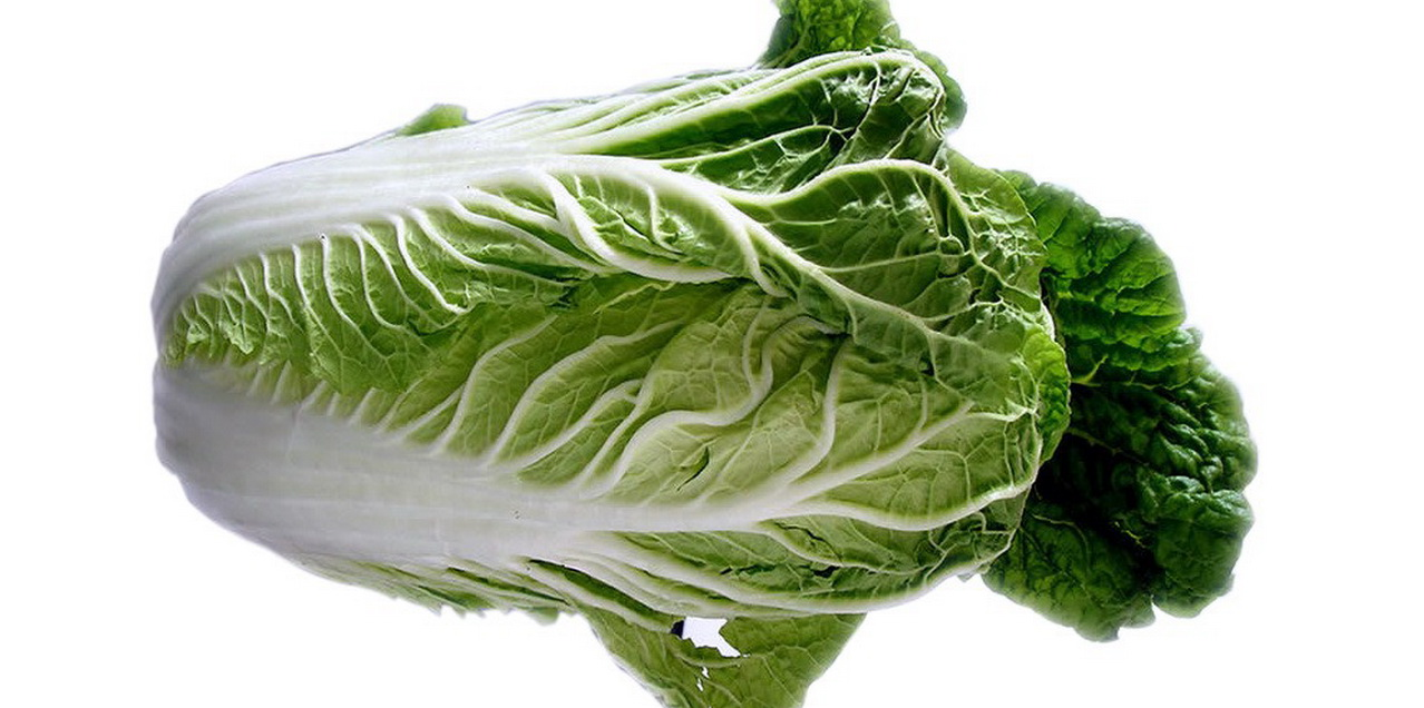 10 Vegan Sources of Bioavailable Calcium - Chinese Cabbage