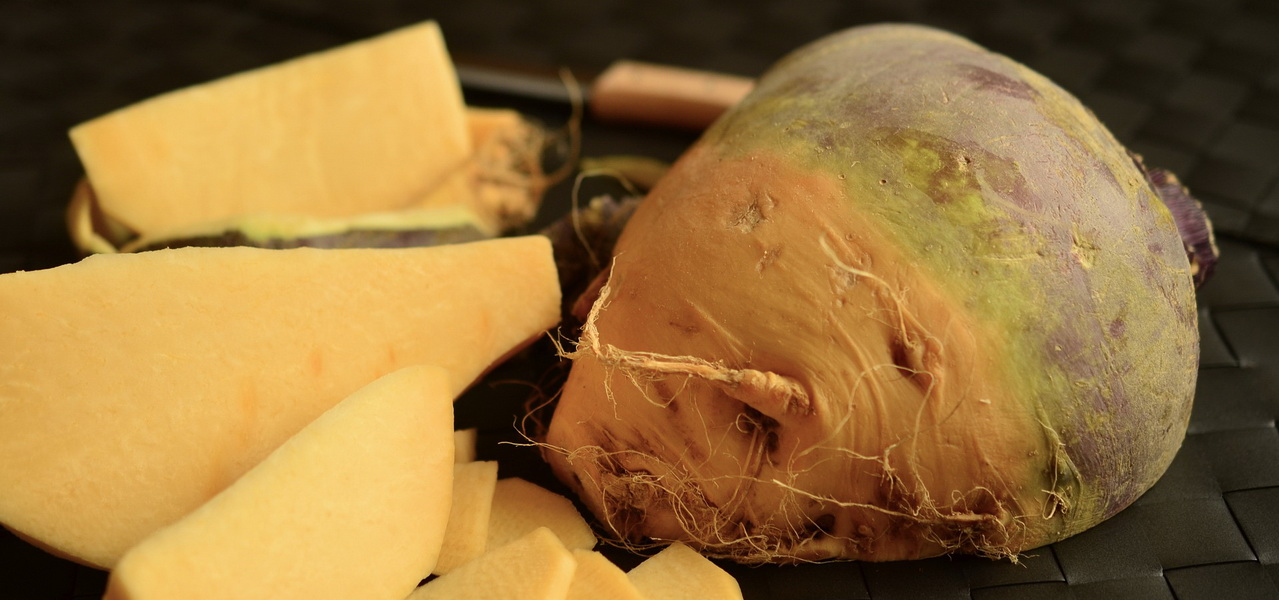10 Vegan Sources of Bioavailable Calcium - Rutabaga