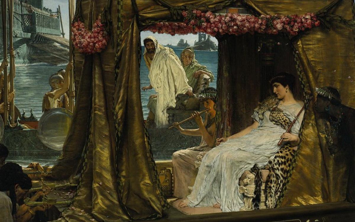 Cleopatra - Olive oil