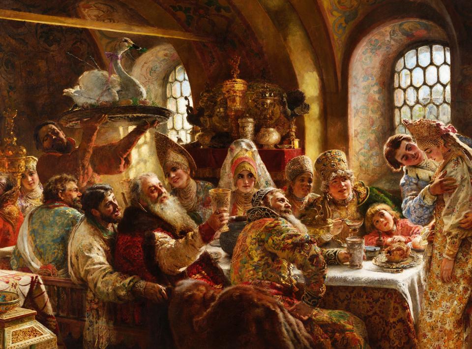 Superbe Foodamo | Dining On Famous Paintings   Foodamo