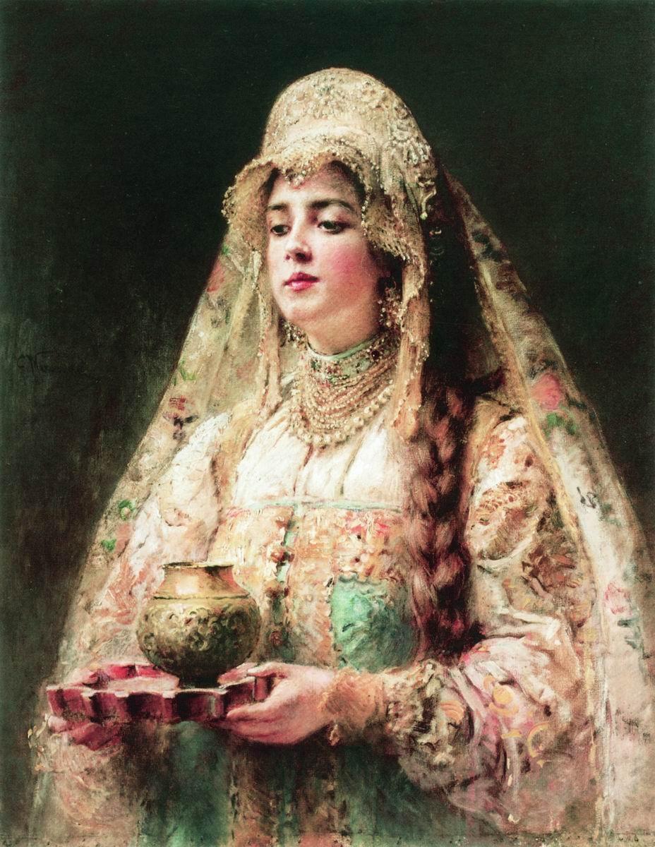 Aphrodisiacs on Paintings