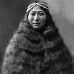 The secret of luxurious hair of Inuit women