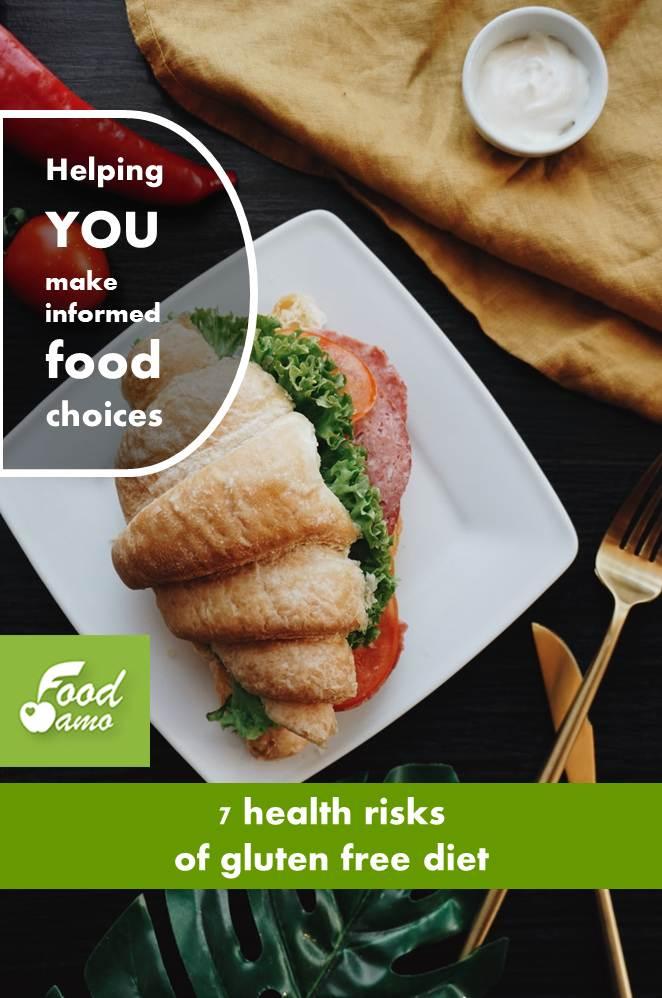 7 Health risks of the gluten-free diet