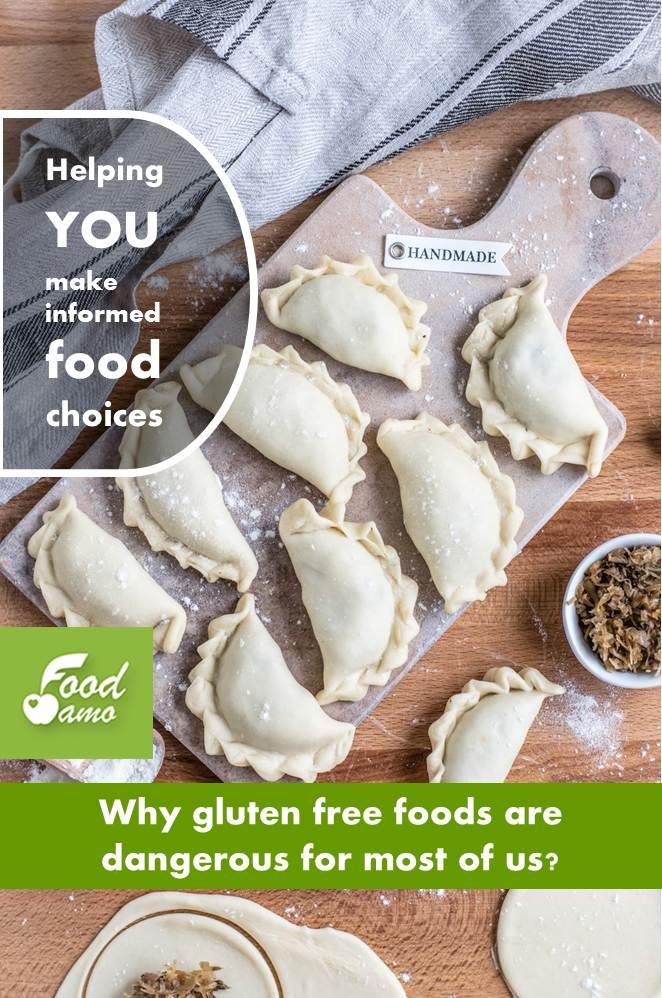 Gluten-free diet: if it ain't broke, don't fix it!