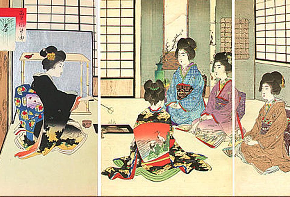 The Birth of Tea Culture