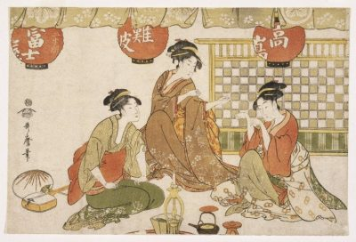 The Birth of Tea Culture