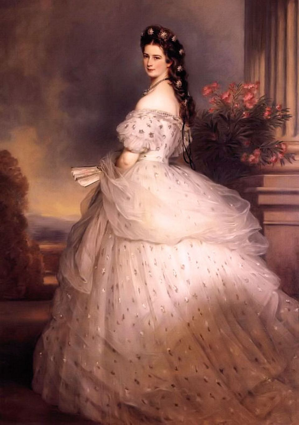 The Diet of Stunning Empress Elisabeth of Austria
