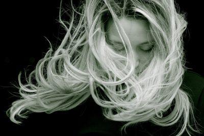 Food secrets of lavish hair