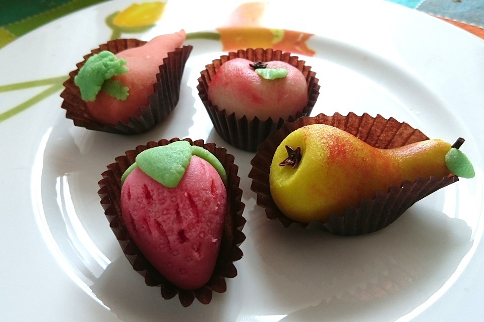 History of Marzipan