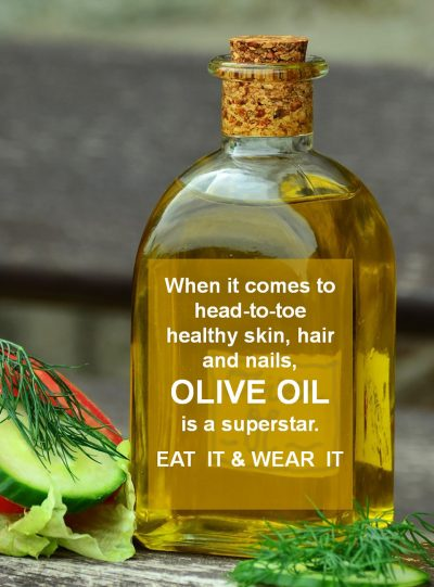 Olive oil is a superstar