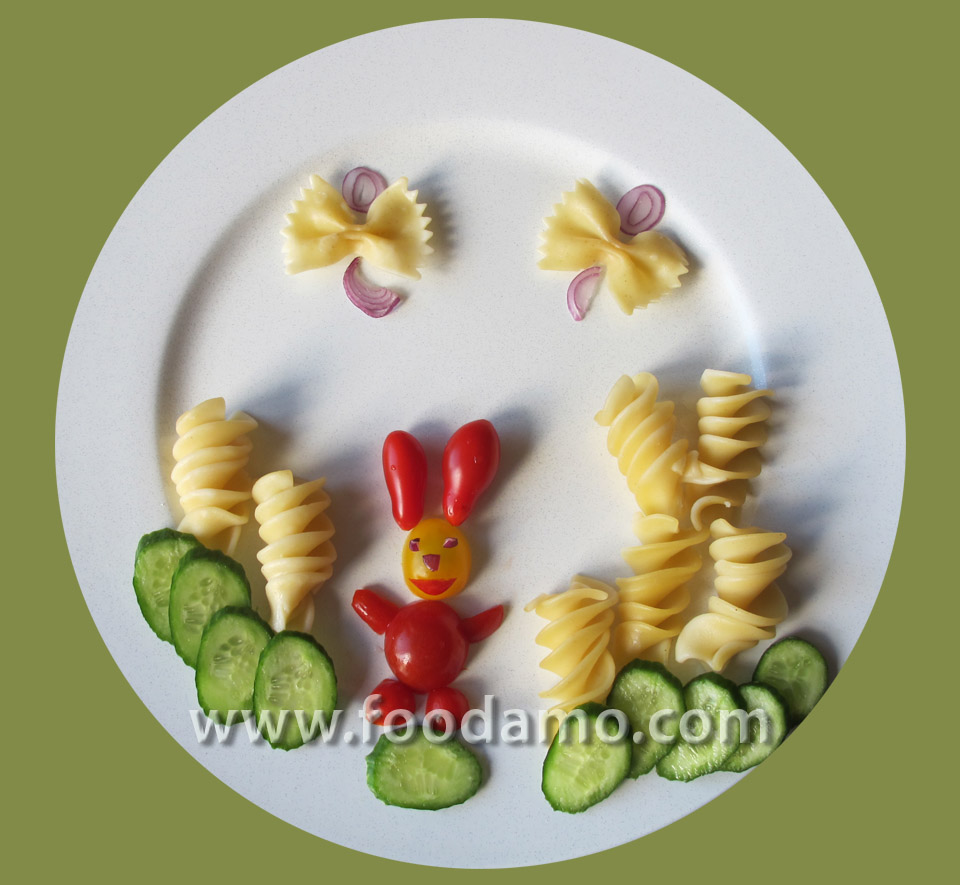 Fun Foods For Kids by Tania Gor