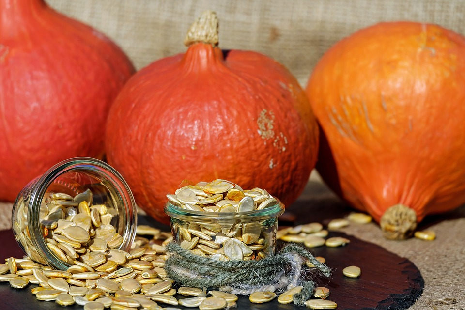 Pumpkin Seeds Better Than Viagra