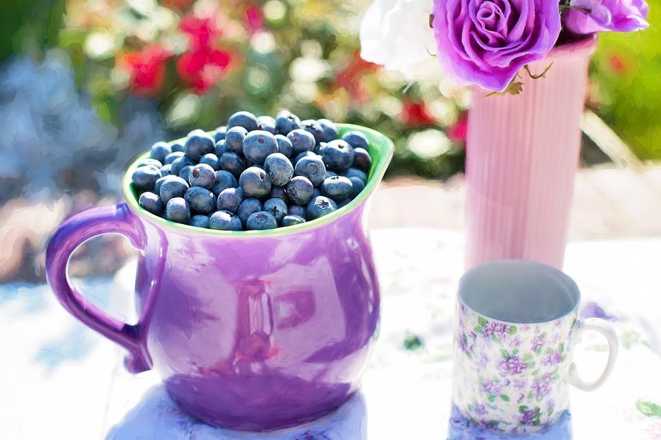 4 Health benefits of blueberries