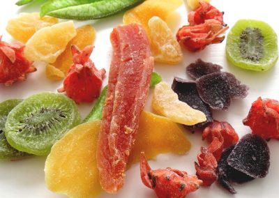 Dried Fruits for Healthy Snacks