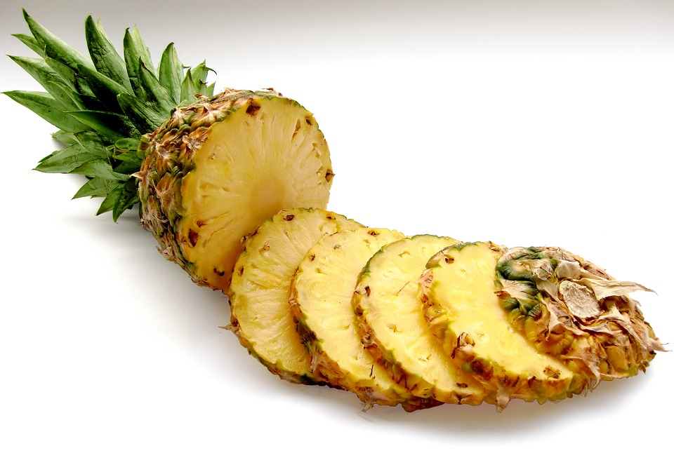 Pineapples Healing Power