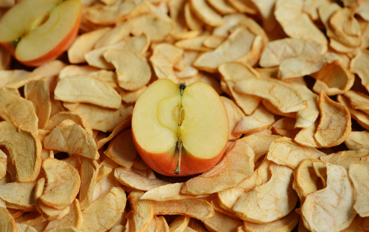 What Dried Apples Are Good For