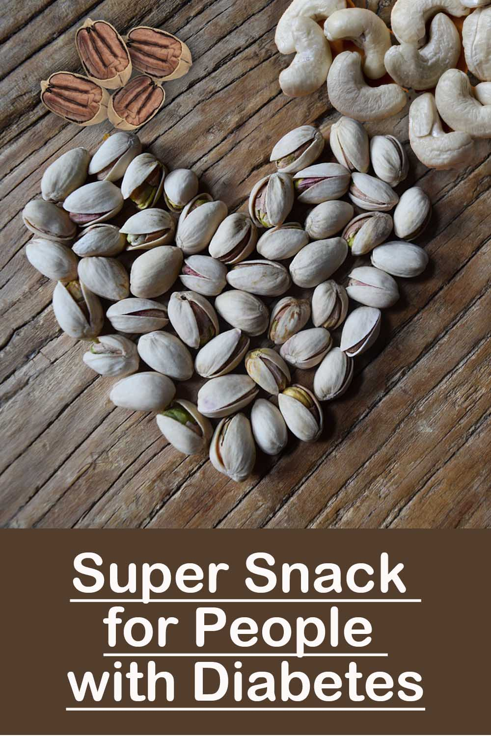 Super Snack for People with Diabetes