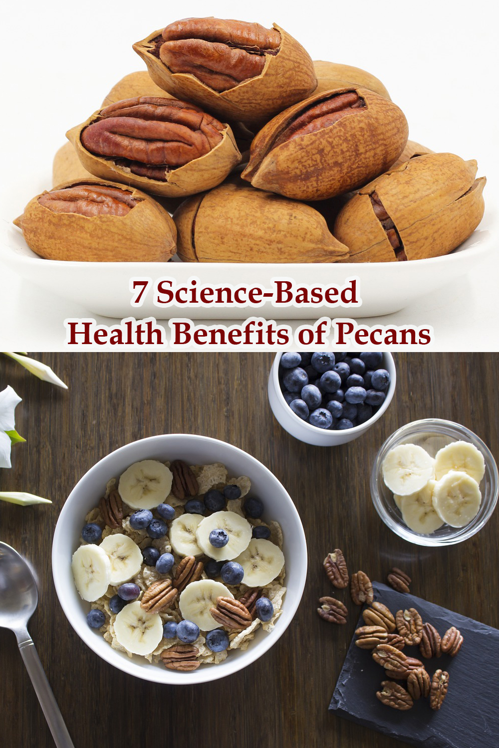 7 Health Benefits of Pecanst get old and fat?