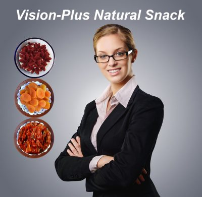 Vision-Plus Natural Snack