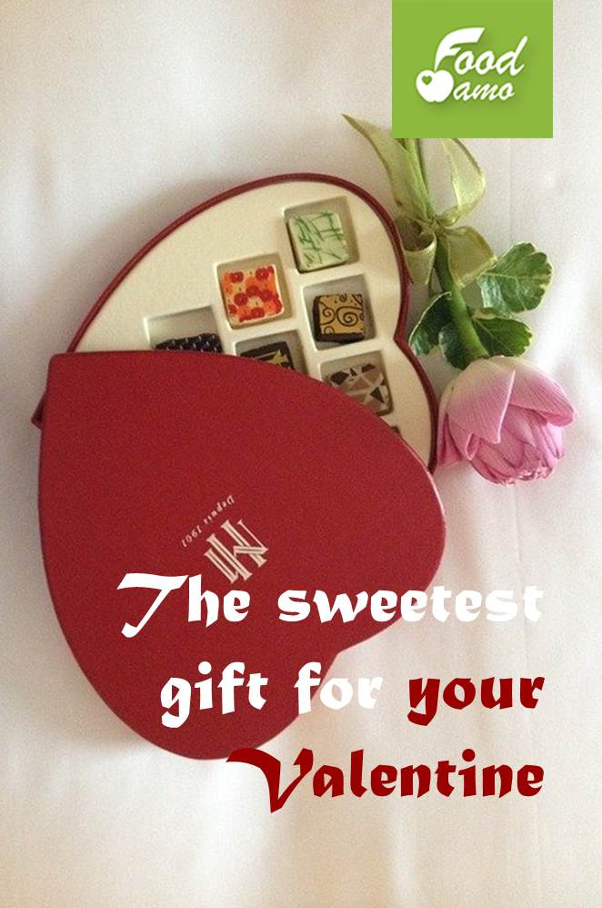 The sweetest gift for your Valentine
